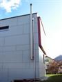 Kamin DW30-Edelstahl